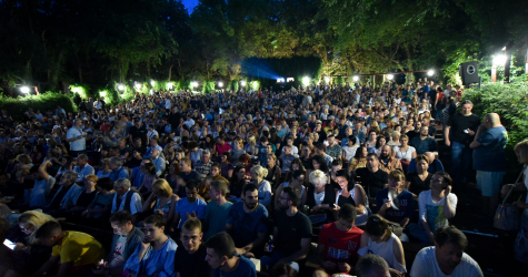 PALIć EUROPEAN FILM FESTIVAL SUPPORTED THROUGH CREATIVE EUROPE'S MEDIA PROGRAM