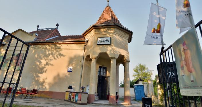 Cinema Abazija, Palić