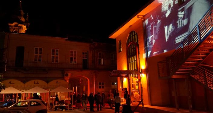 Art cinema Aleksandar Lifka, Subotica