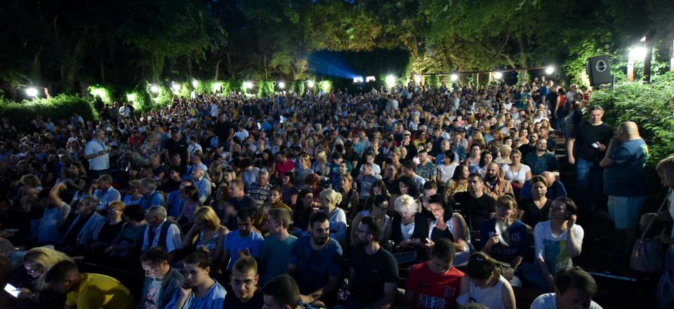 27TH EUROPEAN FILM FESTIVAL PALIĆ IN A NEW TERM