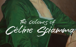 THE COLOURS OF CÉLINE SCIAMMA