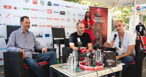 Press conference - 27th EFF Palić