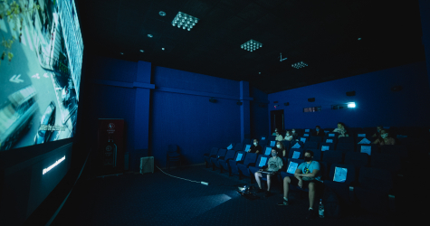 Art cinema Aleksandar Lifka - 27th EFF Palić