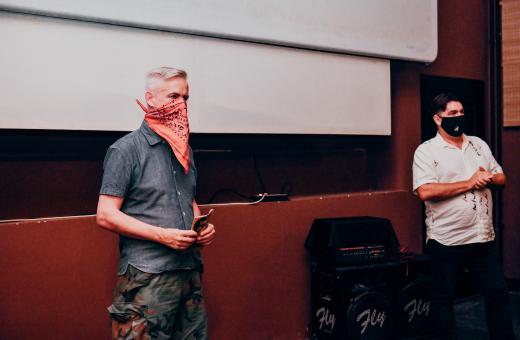 Bioskop Abazija - 27th EFF Palić