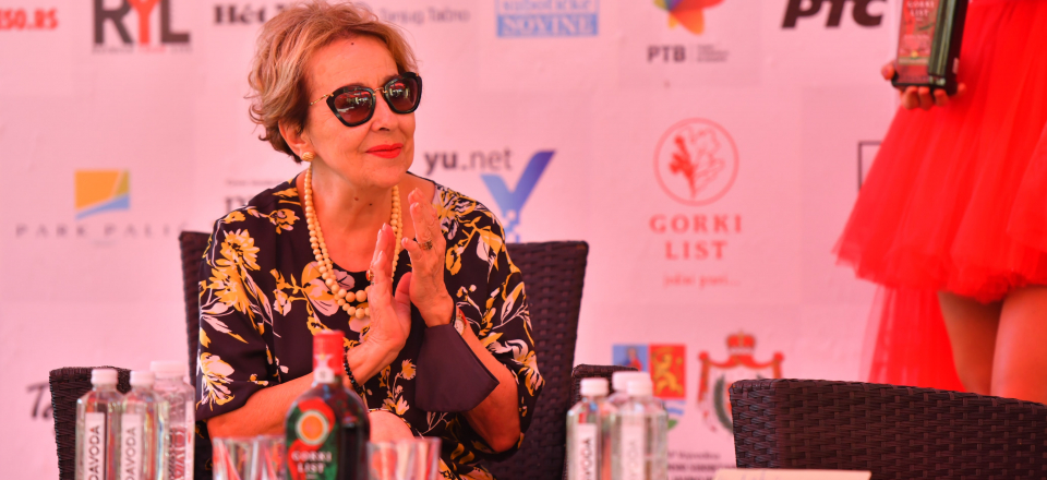 Svetlana Bojković: I was lucky to be a contemporary of great actors and great directors