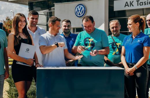 AK Tasić Subotica - Oficijelno vozilo Festivala