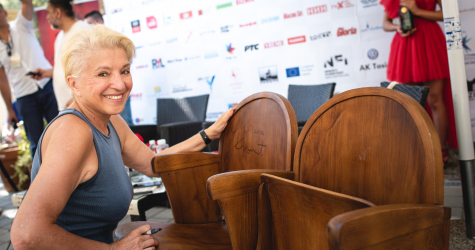 Mirjana Karanović: European Film Festival Palić has become recognizable in the entire region