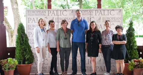 Palić European Film Festival received support from Creative Europe for the development of the festival network