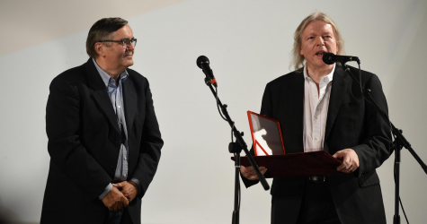 Alexander Lifka Award laureate Christopher Hampton won the Academy Award for Best Adapted Screenplay