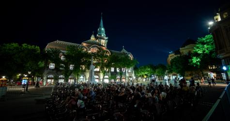 Pre-festival Program - Town Square