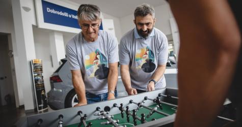 AK Tasić - Volkwagen - Zvanično vozilo Festivala