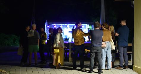 Festival Party - Gordanov Blues Ghetto 18th July