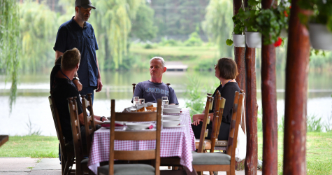 Picnic Lunch - Tresetiste - 19th July