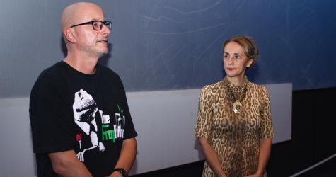 Aleksanda Lifka cinema 18th July