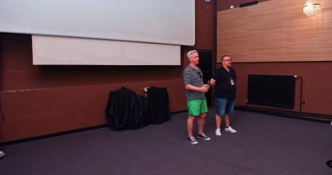 Abazija Cinema 18th July