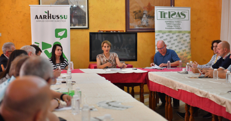 Ecological Panel Discussion