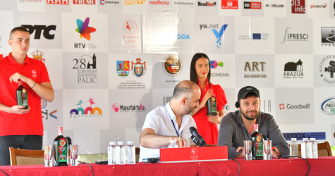 Press Conference 23rd July